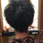 メンズパーマスタイル☆