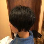 癖毛の切り方