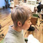 白髪を染めを辞めたくて。。