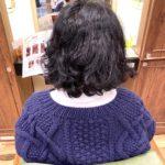 髪質改善トリートメントの続き 3