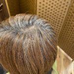佐賀県、初導入☆白髪を楽しむヘアカラー